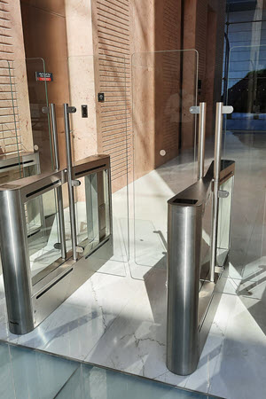 Security Integration System - Building Entrance Controls